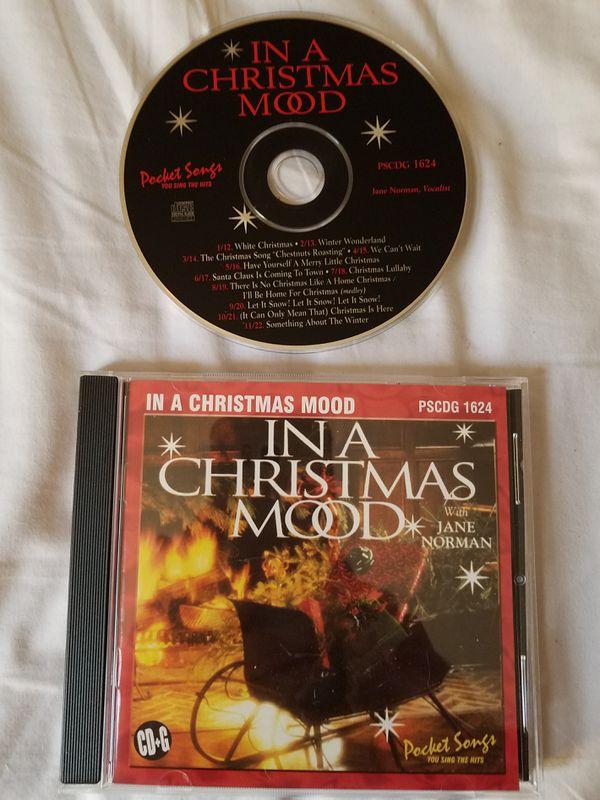 Karaoke Pocket Songs Karaoke Christmas PSCDG 1624 - In A Christmas ...