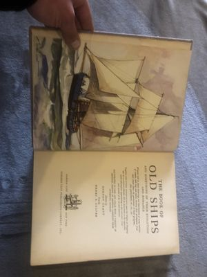 The Book of Old Ships by Henry B Culver, Gordon Grant for Sale in Fresno, CA