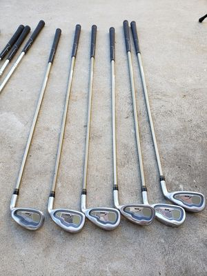 Used golf clubs in good condition $100 for Sale in Fresno, CA