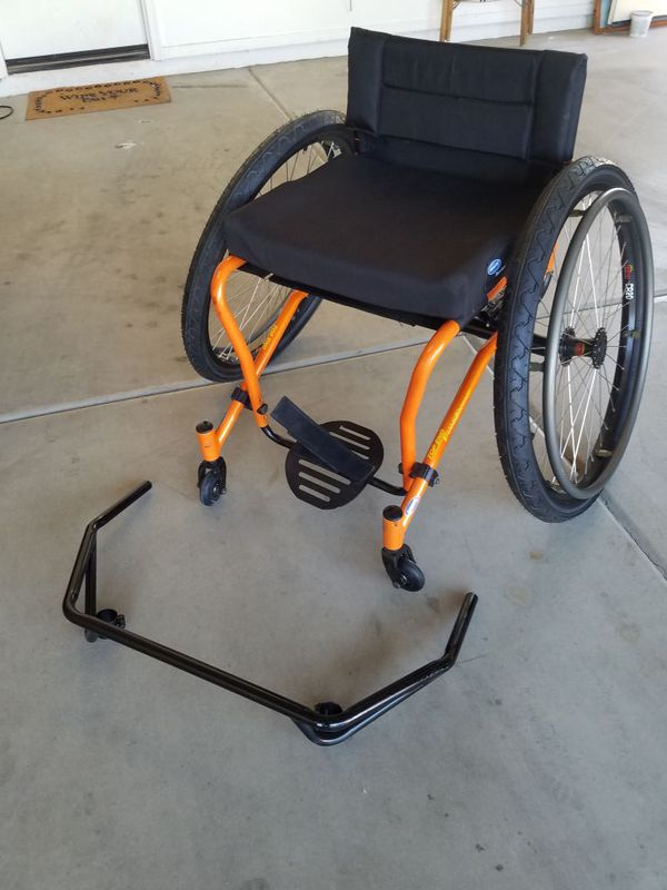Sports wheelchair make an offer   Accepting same value trades for Sale in  Sun City, AZ - OfferUp