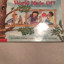 What Is The World Made Of? Book Thumbnail