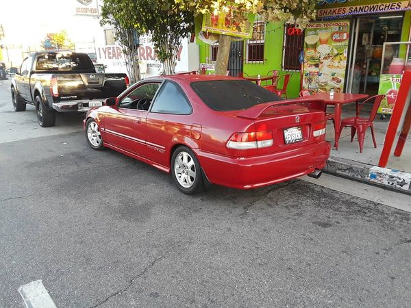 Em1 Milano Red Clean Title For Sale In Los Angeles Ca Offerup