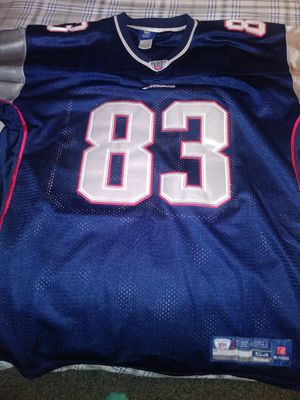 cb1a6143 New and Used Patriots jersey for Sale in Fort Myers, FL - OfferUp