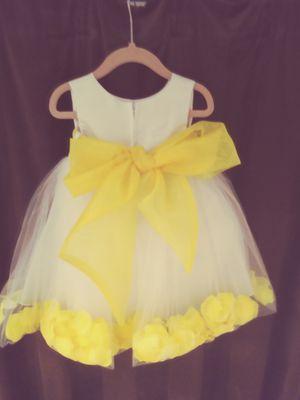 Toddler flower dress for Sale in Sterling, VA