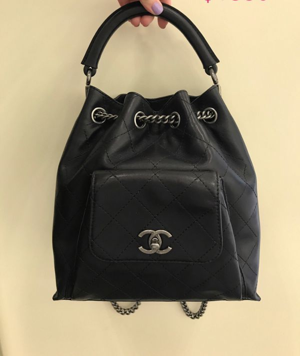 31f9392d99e8 CHANEL Backpack NEW with receipt for Sale in Boca Raton
