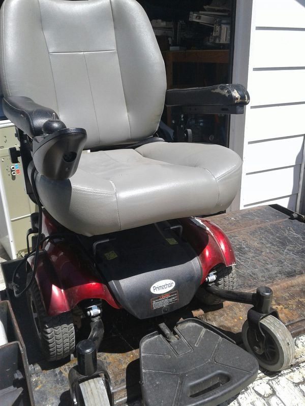 Primechair electric wheelchair for Sale in Mesquite, TX - OfferUp