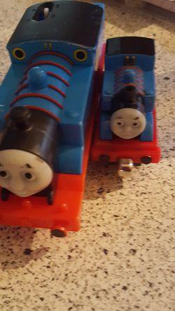 Thomas trackmaster train Thumbnail