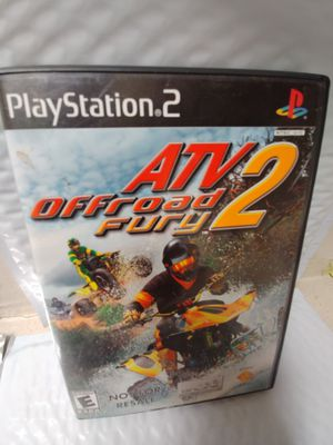Off Road Fury ATV 2,. playstation 2 for Sale in Adelphi, MD