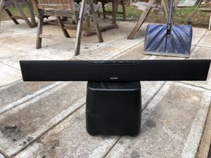 Sudbar whith subwoofer for Sale in Silver Spring, MD