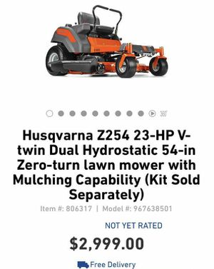 Lawn Mower with mulching capacity. for Sale in Laurel, MD