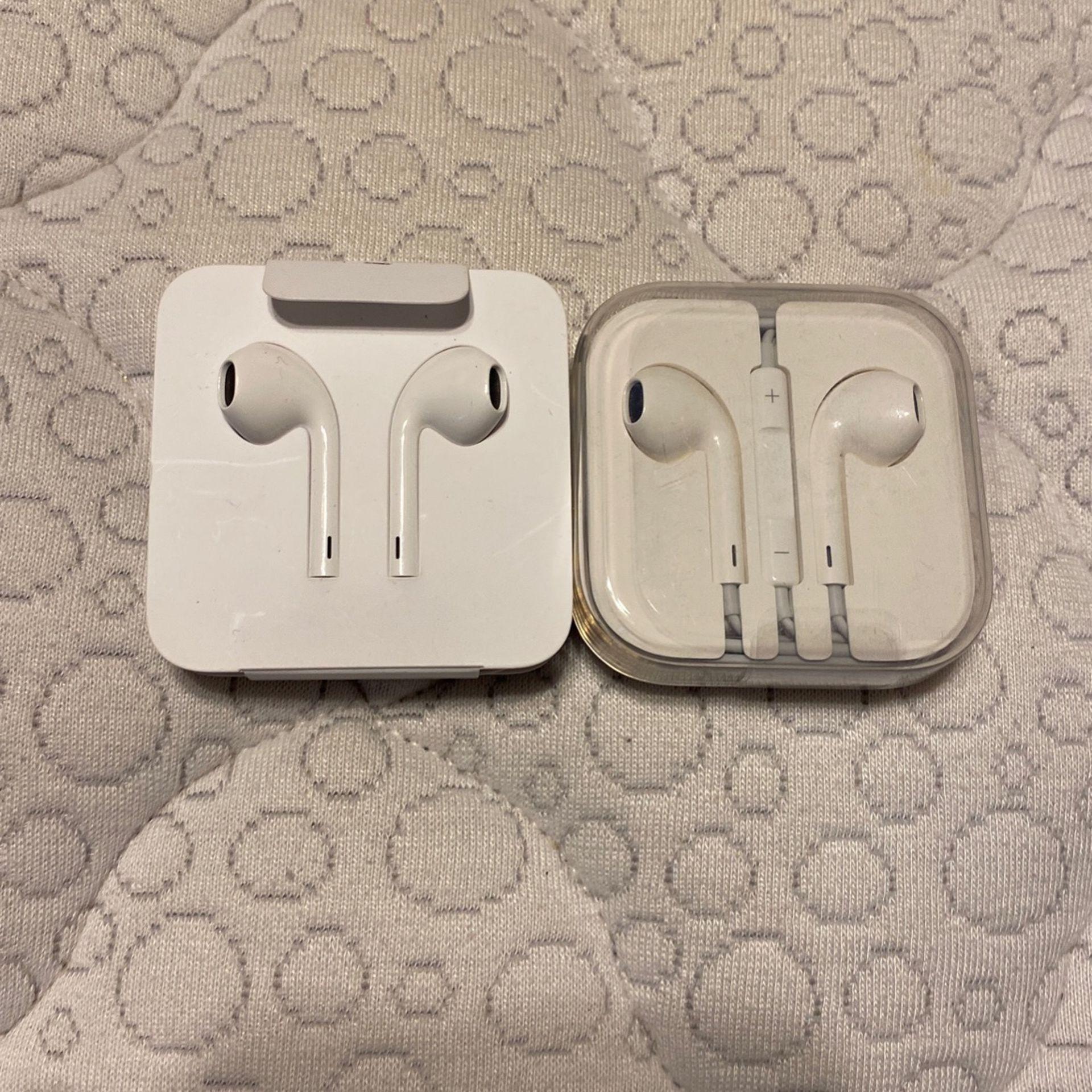 Apple Wire Earphones