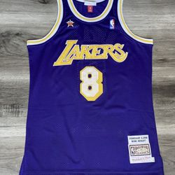 Kobe Bryant 98 All Star Jersey for Sale in Rancho Cucamonga, CA ...