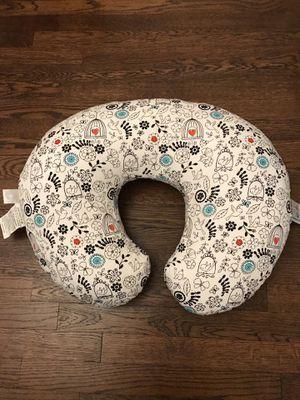 Boppy Nursing Pillow & Boppy Newborn Lounger 2 for 1 Deal for Sale in Silver Spring, MD