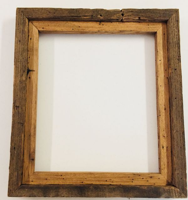 Authentic Barn Wood Frame For Sale In Meridian Pa Offerup