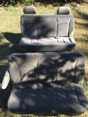 Dodge Caravan Rear Seats for Sale in Columbus, OH