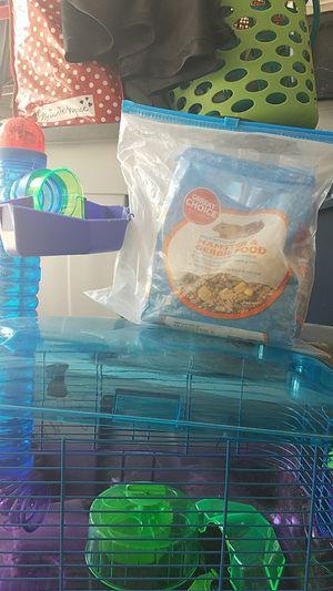 Hamster starter kit for Sale in Saint Petersburg, FL