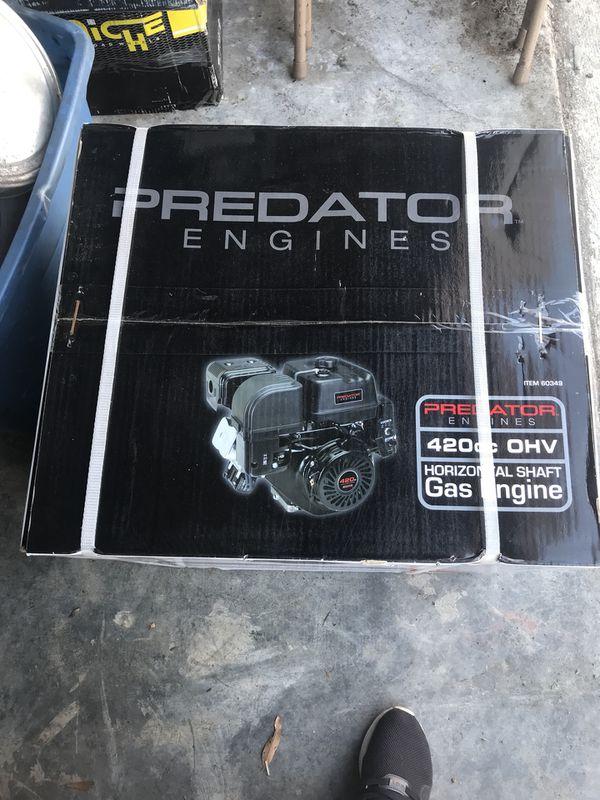 420cc ohv Predator Motor Brand New In the Box for Sale in Norfolk, VA -  OfferUp