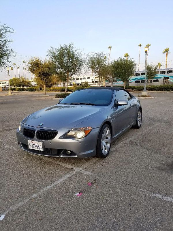 2004 BMW 645 CI convertible for Sale in Riverside, CA - OfferUp