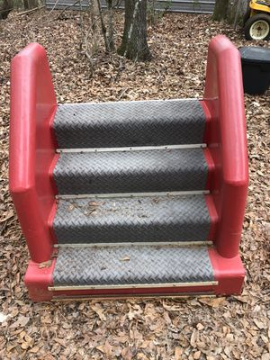 "Photo Steps from a McDonalds play land. 36 "" wide 36 "" high 28 "" deep"