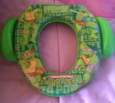 Amazing Teenage Mutant Ninja Turtles Toilet Seat Cover For Sale In Unemploymentrelief Wooden Chair Designs For Living Room Unemploymentrelieforg