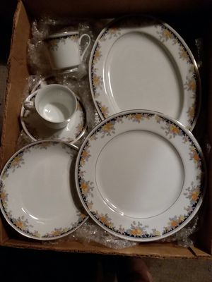 Floral Dish Set for Sale in Orient, OH