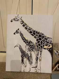 Kid / Baby Nursery Room Art  Thumbnail