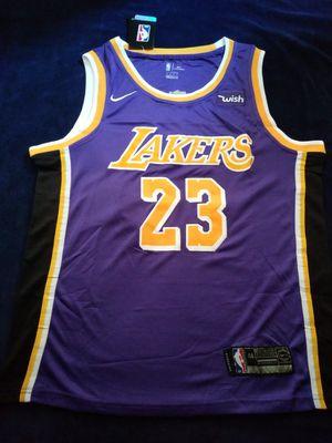 674abf9c5 2018 2019 LeBron Lakers jerseys for Sale in Lynwood