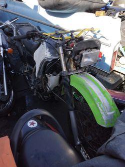 2005 Kawasaki Klr 650 Thumbnail