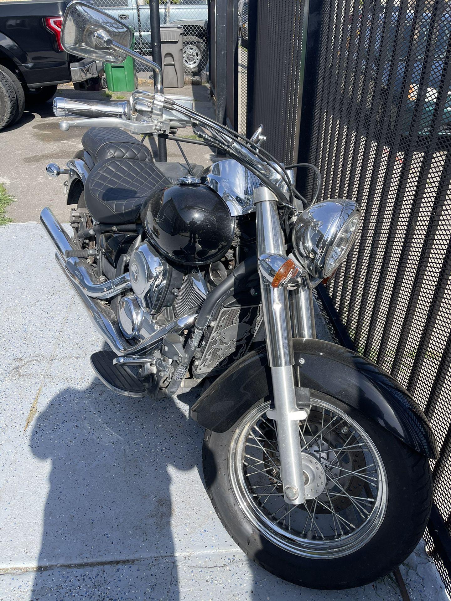 2008 Kawasaki Vulcan 900