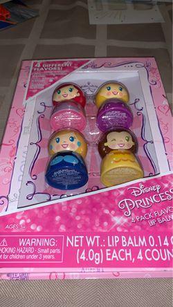 Disney Princess Kids Lip Balm Thumbnail