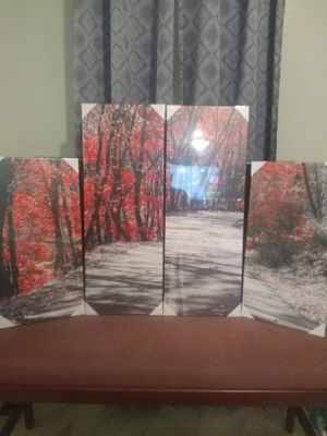 Visual Art Decor on canvas for Sale in Cleveland, OH
