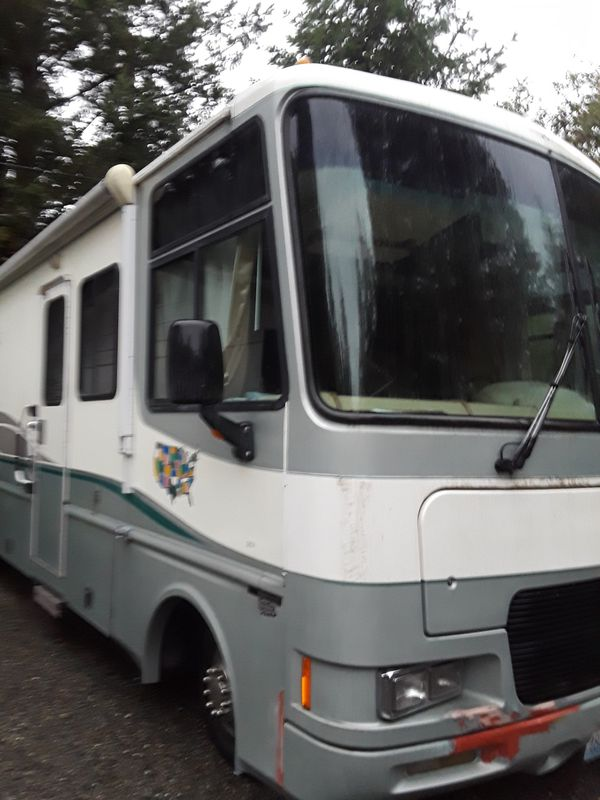 Travel Trailers For Sale Puyallup Wa >> Motorhome for Sale in Maple Valley, WA - OfferUp