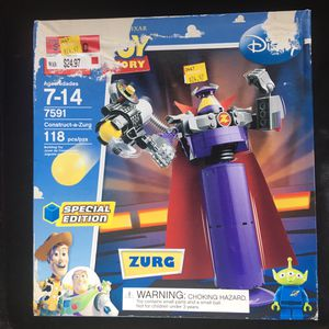 Lego Zurg toy story Disney 7591 for Sale in Columbus, OH