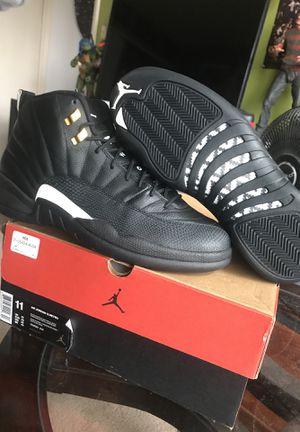 Jordan 12 masters size 11 for Sale in Sterling, VA