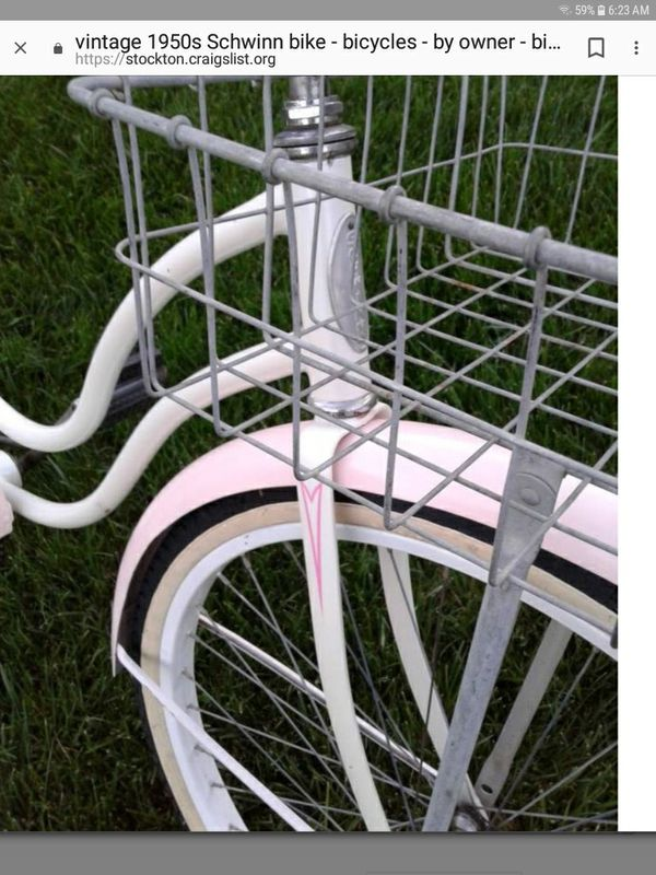 1950s Schwinn Bicycle For Sale In Stockton Ca Offerup
