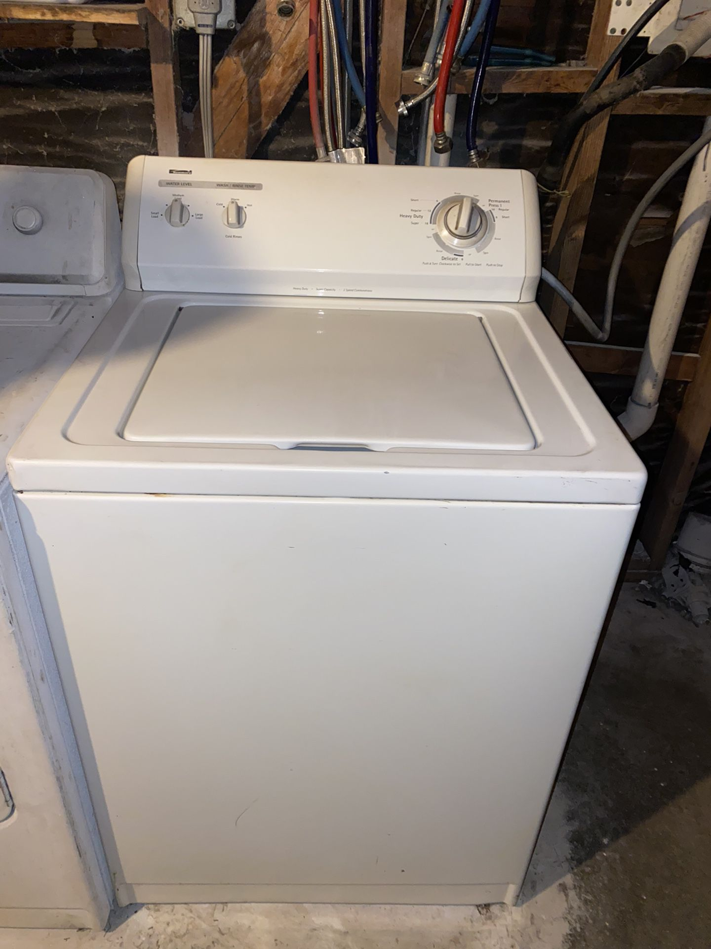 Kenmore Washer  Works Perfect  2 Month Warranty