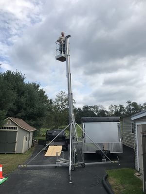 Genie Lift PL36 - Thirty Six Foot Lift Height for Sale in Damascus, MD