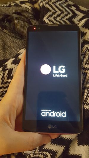 LG android phone for T-Mobile 16gb for Sale in Waldorf, MD