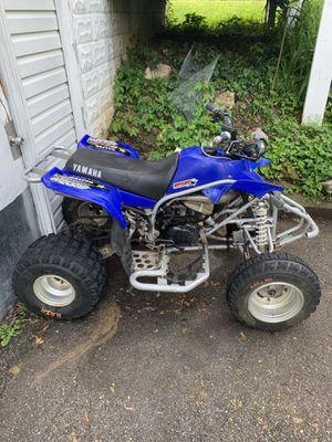 Photo Yamaha blaster 250cc
