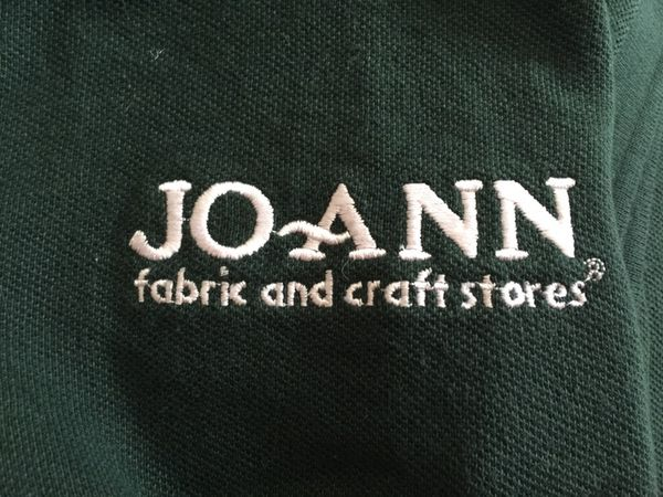 9541f75e8 Joann fabric and craft stores uniform polo shirts for Sale in Boiling  Springs