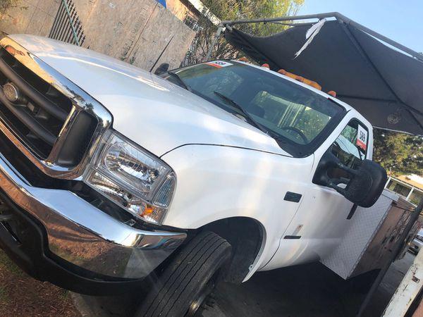 2000 ford f450 super duty