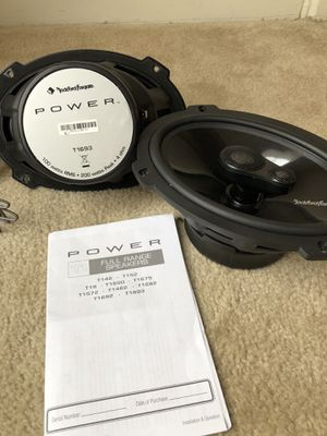 Rockford Fosgate T1693 for Sale in Chantilly, VA