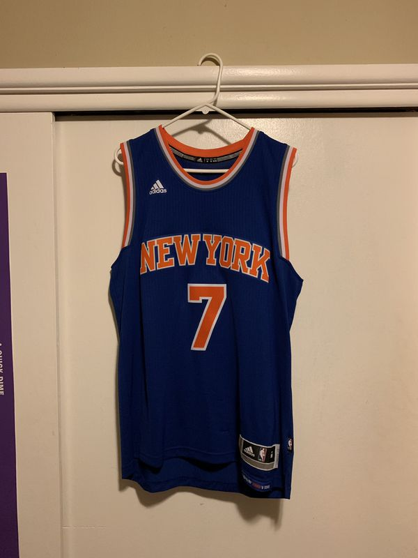 new style d9c08 beb87 Carmelo Anthony Knicks Jersey Size Medium for Sale in Los Angeles, CA -  OfferUp