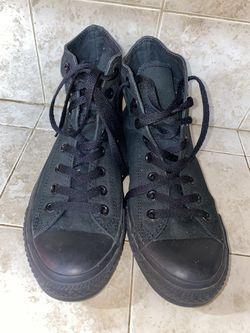 Black Converse  Thumbnail