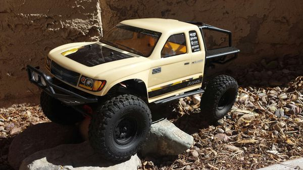 Axial scx10 2 Trail Honcho RTR rc crawler for Sale in Scottsdale, AZ -  OfferUp