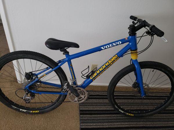 e0432cbfa Cannondale mountain bike VOLVO team edition for Sale in Hayward