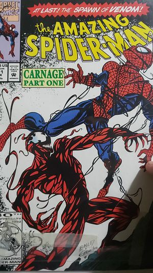 Amazing spiderman comic for Sale in Manassas, VA