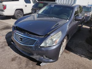 Infiniti G37 Parts! Parting Out! for Sale in Tampa, FL