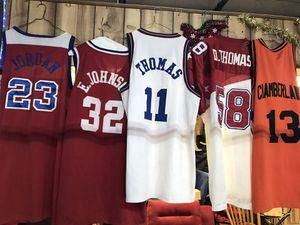 Throwback Sports Jerseys for Sale in Detroit, MI