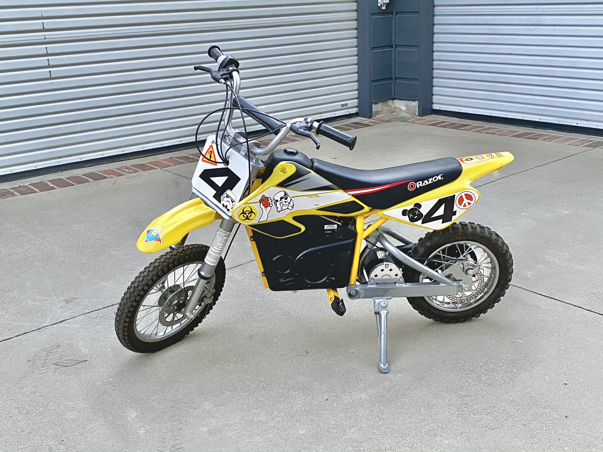 Photo Razor MX 650 Dirt Rocket